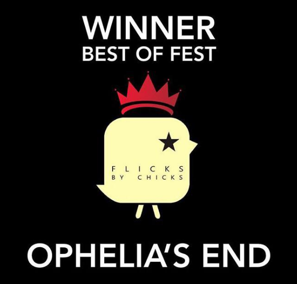 Ophelia's End wins 'Best of Fest'