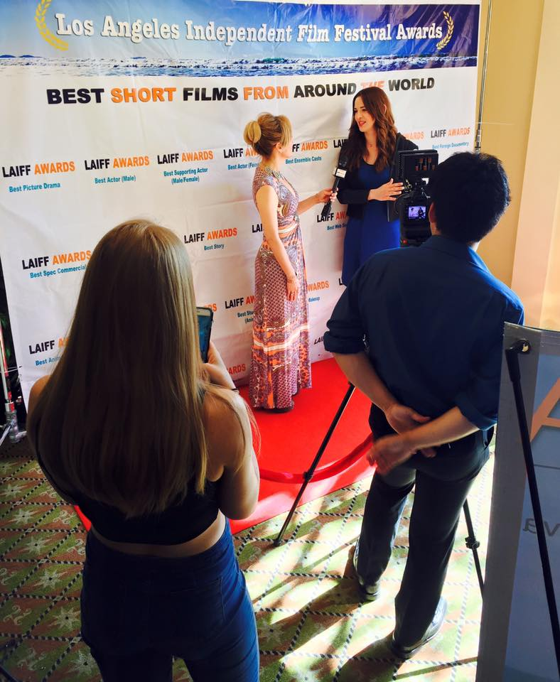 Great Lake Films at the Los Angeles Independent Film Festival Awards